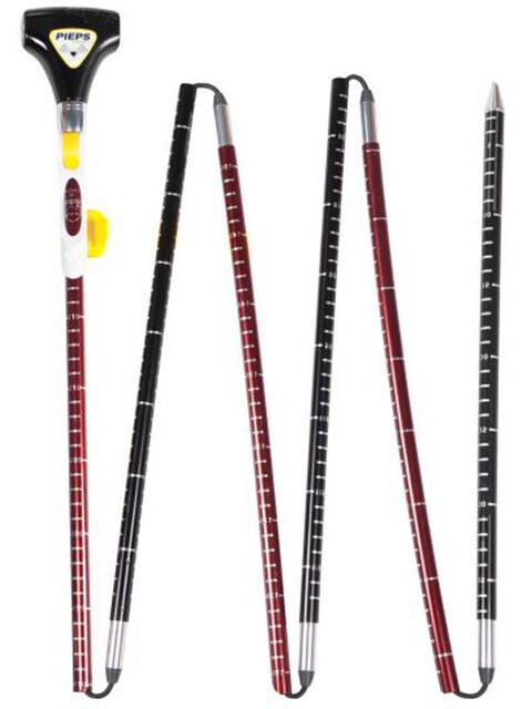 Pieps iProbe II 260 - Sonda para avalancha - rojo/negro